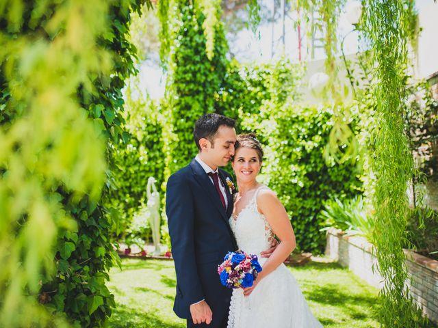 La boda de David y Cristina en El Molar, Madrid 143
