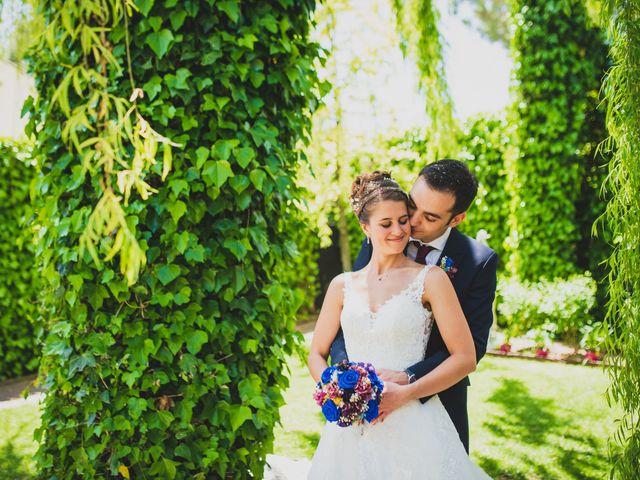La boda de David y Cristina en El Molar, Madrid 145