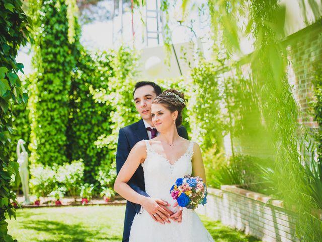 La boda de David y Cristina en El Molar, Madrid 146