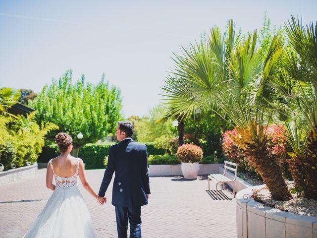 La boda de David y Cristina en El Molar, Madrid 147