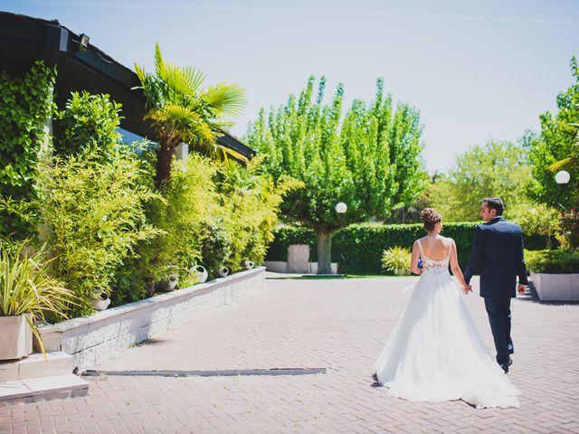 La boda de David y Cristina en El Molar, Madrid 148