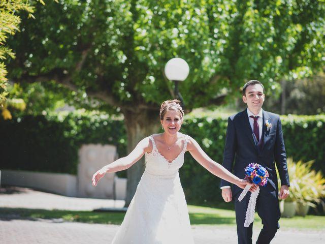 La boda de David y Cristina en El Molar, Madrid 149