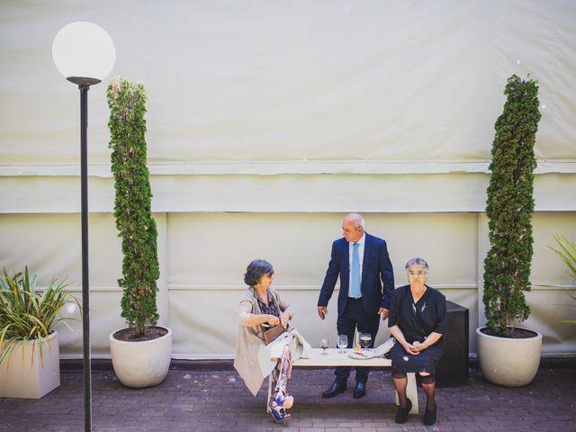 La boda de David y Cristina en El Molar, Madrid 161