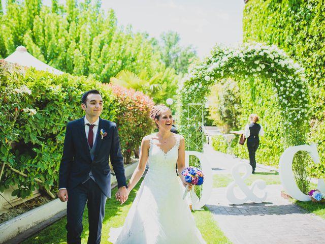 La boda de David y Cristina en El Molar, Madrid 162