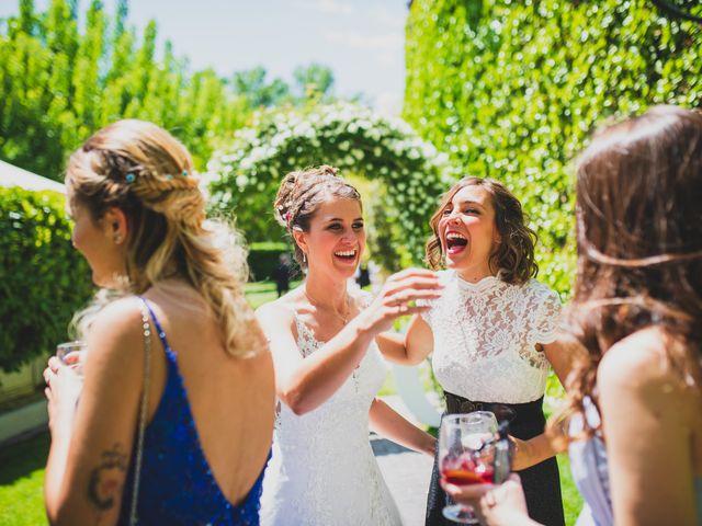 La boda de David y Cristina en El Molar, Madrid 163