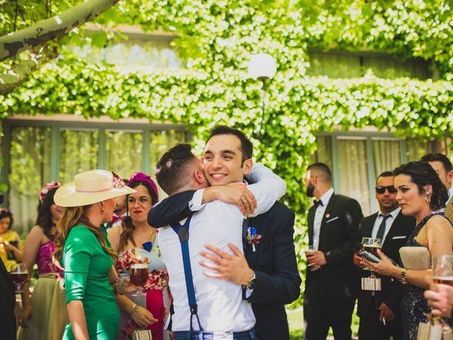 La boda de David y Cristina en El Molar, Madrid 165