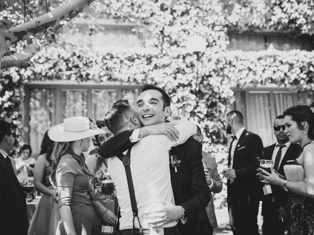 La boda de David y Cristina en El Molar, Madrid 166