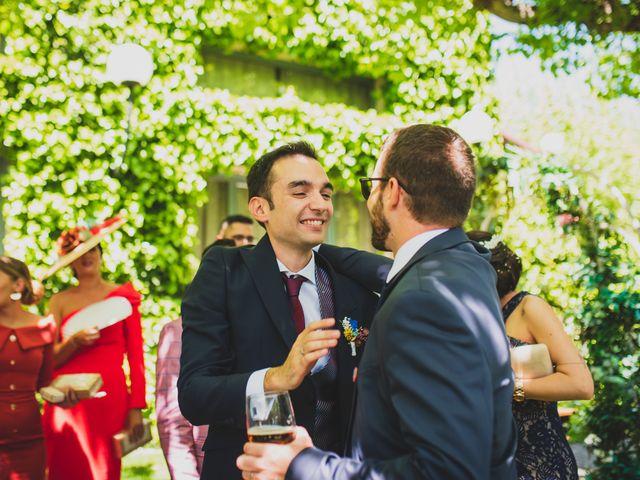 La boda de David y Cristina en El Molar, Madrid 167
