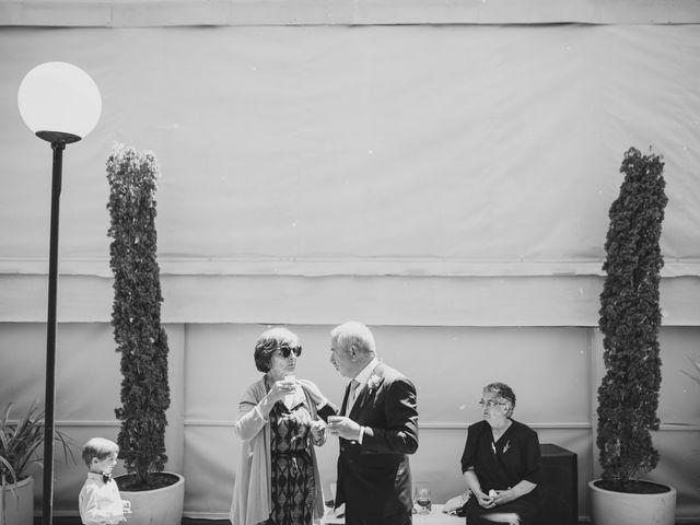 La boda de David y Cristina en El Molar, Madrid 169