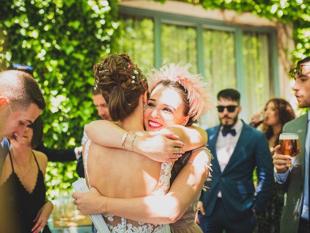 La boda de David y Cristina en El Molar, Madrid 171