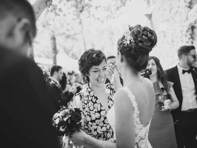 La boda de David y Cristina en El Molar, Madrid 172
