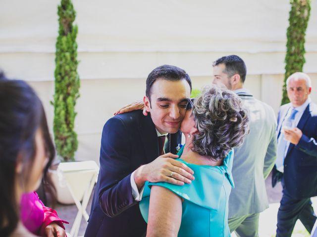 La boda de David y Cristina en El Molar, Madrid 174