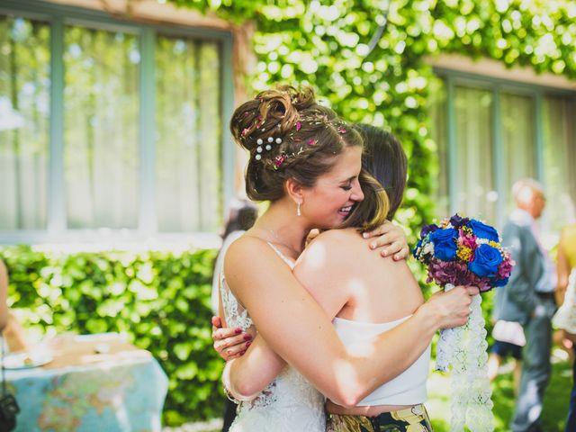 La boda de David y Cristina en El Molar, Madrid 175