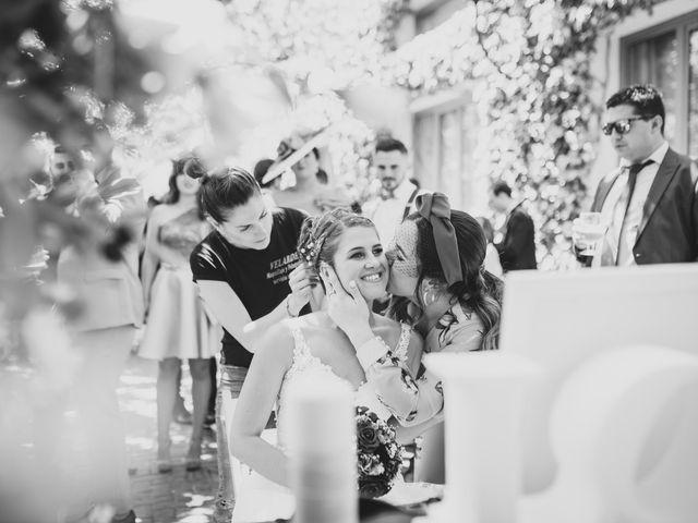 La boda de David y Cristina en El Molar, Madrid 181