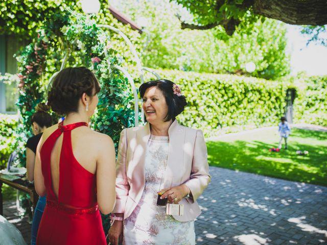 La boda de David y Cristina en El Molar, Madrid 182