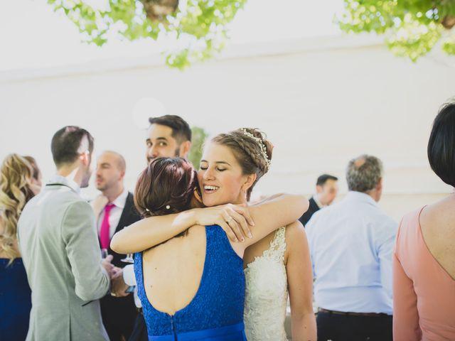 La boda de David y Cristina en El Molar, Madrid 183