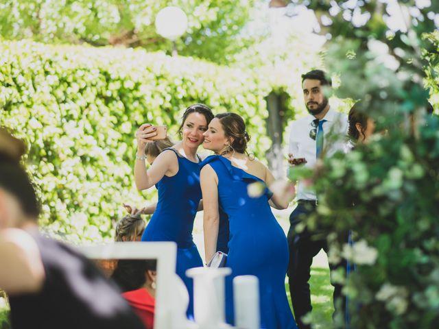 La boda de David y Cristina en El Molar, Madrid 187