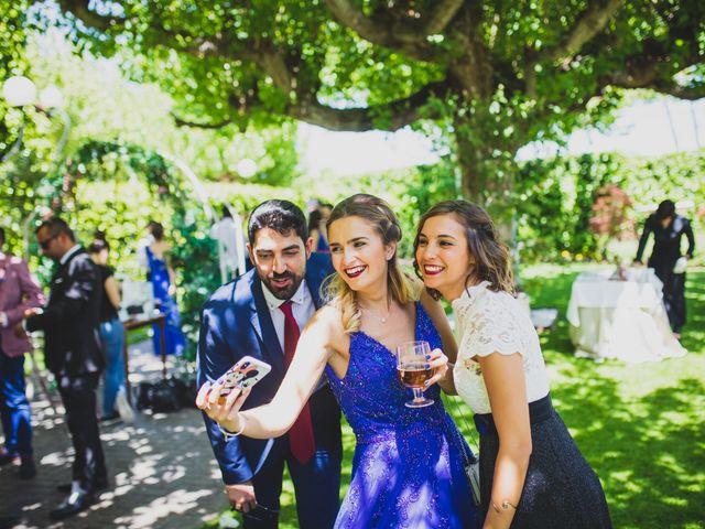 La boda de David y Cristina en El Molar, Madrid 188