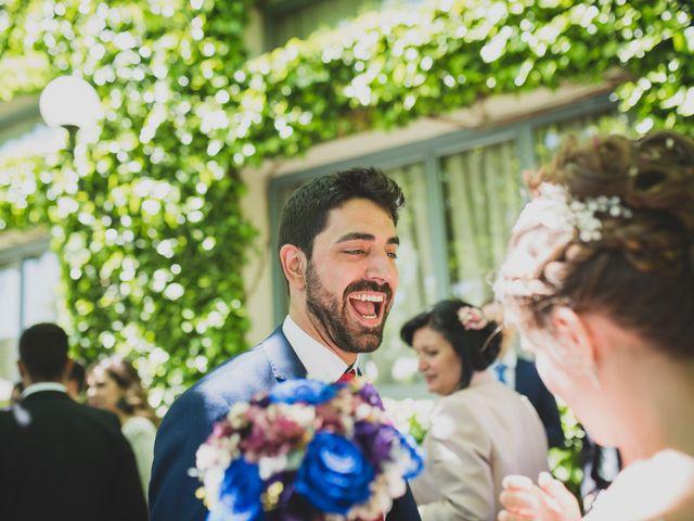 La boda de David y Cristina en El Molar, Madrid 190