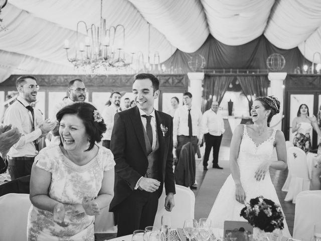La boda de David y Cristina en El Molar, Madrid 197