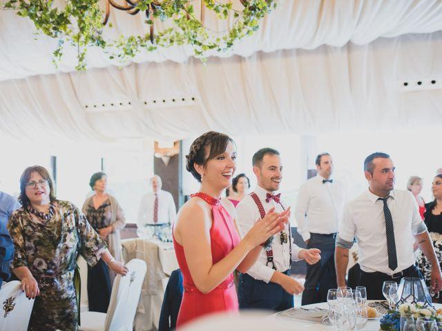 La boda de David y Cristina en El Molar, Madrid 200
