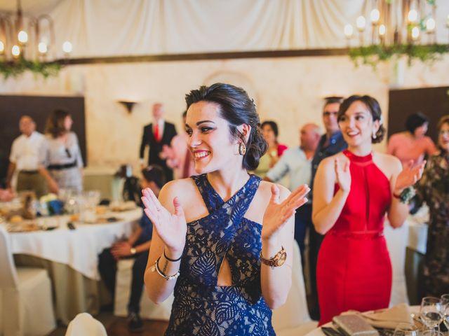 La boda de David y Cristina en El Molar, Madrid 201