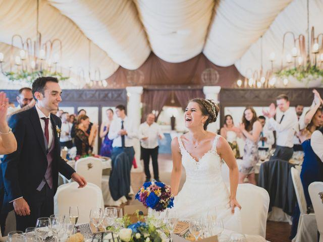 La boda de David y Cristina en El Molar, Madrid 202