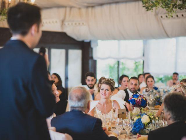 La boda de David y Cristina en El Molar, Madrid 204