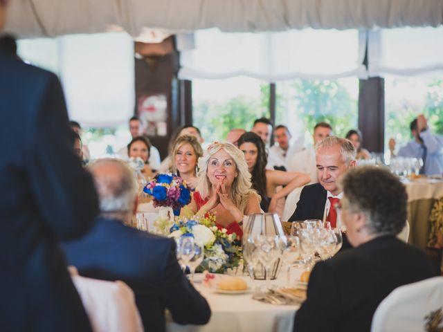 La boda de David y Cristina en El Molar, Madrid 205