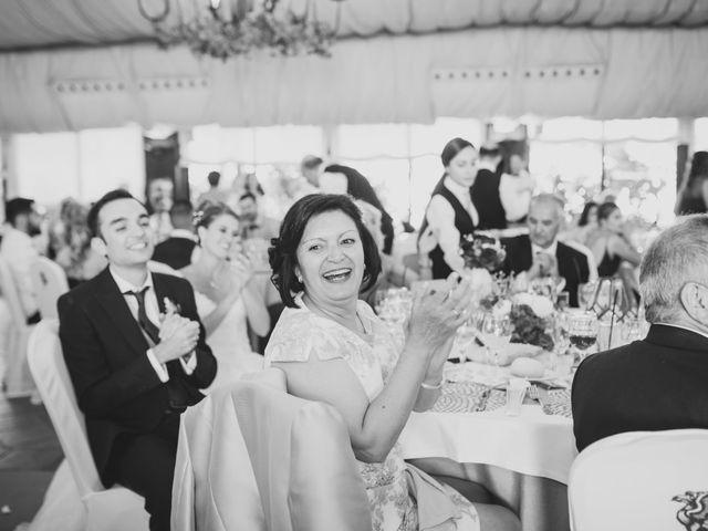 La boda de David y Cristina en El Molar, Madrid 207