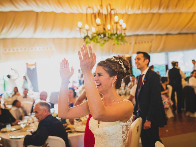 La boda de David y Cristina en El Molar, Madrid 208