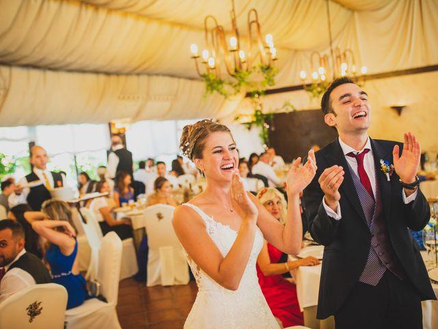 La boda de David y Cristina en El Molar, Madrid 211