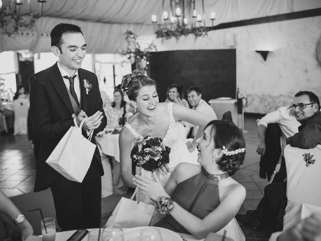 La boda de David y Cristina en El Molar, Madrid 214