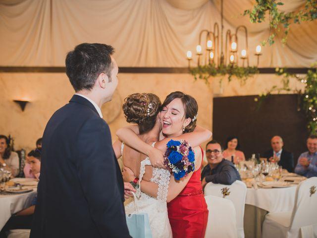 La boda de David y Cristina en El Molar, Madrid 215