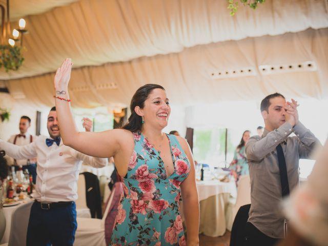 La boda de David y Cristina en El Molar, Madrid 220