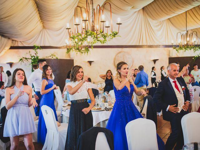 La boda de David y Cristina en El Molar, Madrid 222