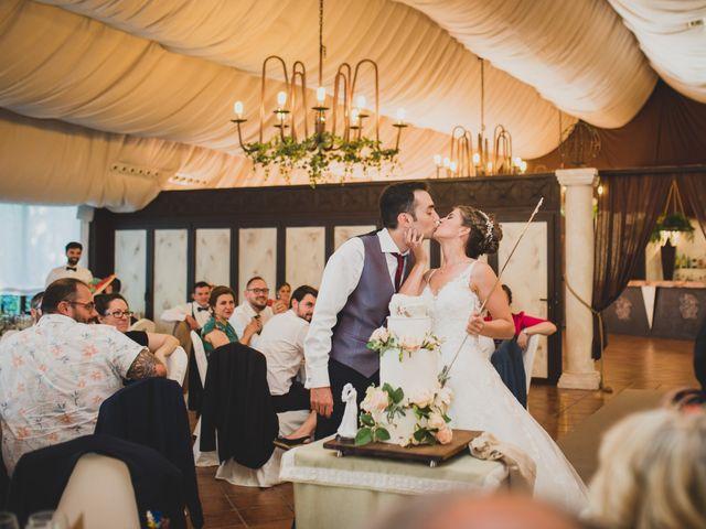 La boda de David y Cristina en El Molar, Madrid 226