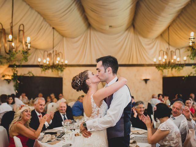 La boda de David y Cristina en El Molar, Madrid 228