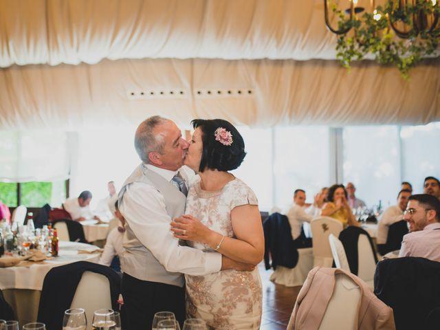 La boda de David y Cristina en El Molar, Madrid 229