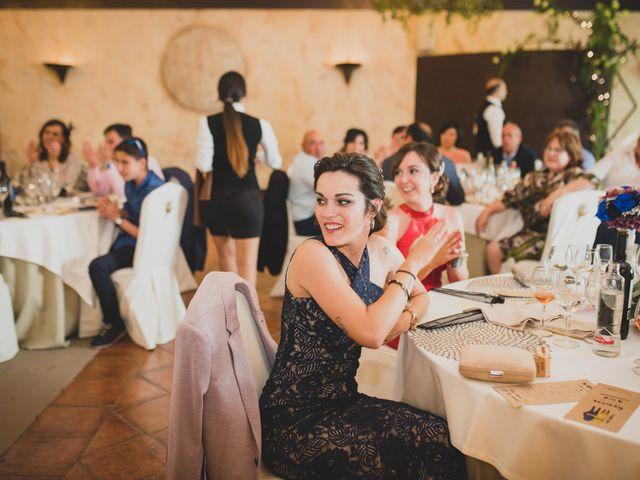 La boda de David y Cristina en El Molar, Madrid 230