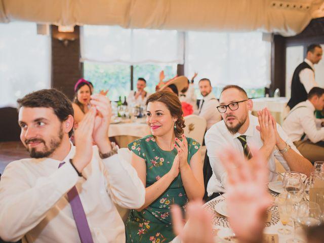 La boda de David y Cristina en El Molar, Madrid 231