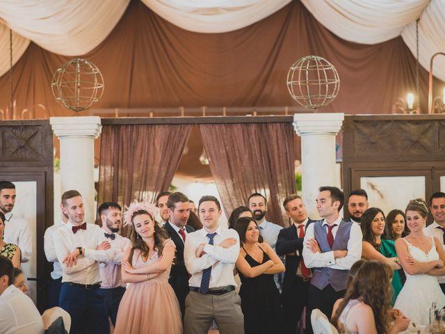 La boda de David y Cristina en El Molar, Madrid 235