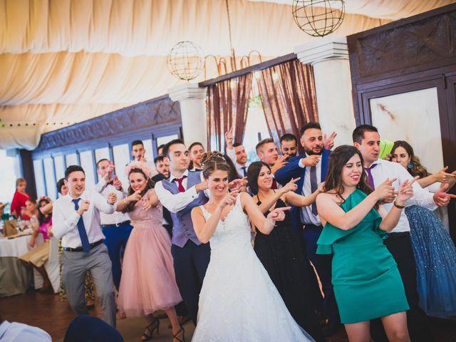 La boda de David y Cristina en El Molar, Madrid 237