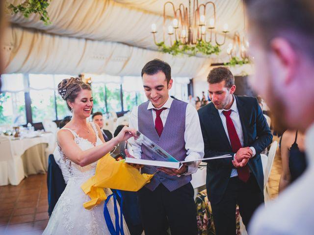 La boda de David y Cristina en El Molar, Madrid 238
