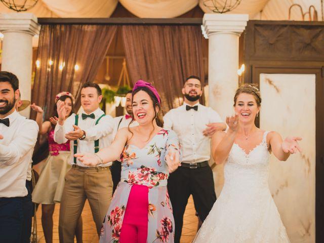 La boda de David y Cristina en El Molar, Madrid 239