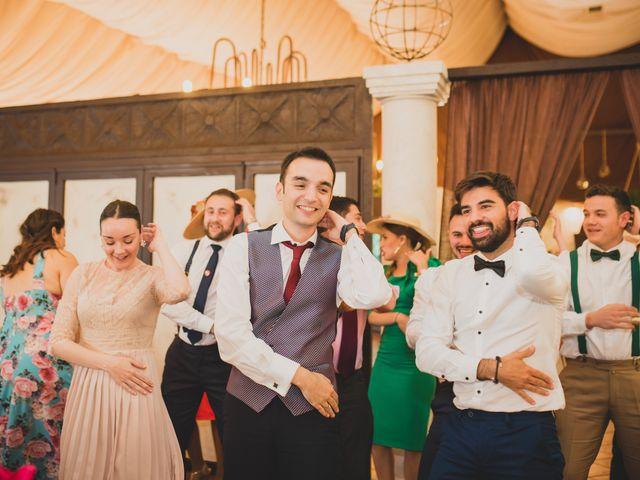 La boda de David y Cristina en El Molar, Madrid 240