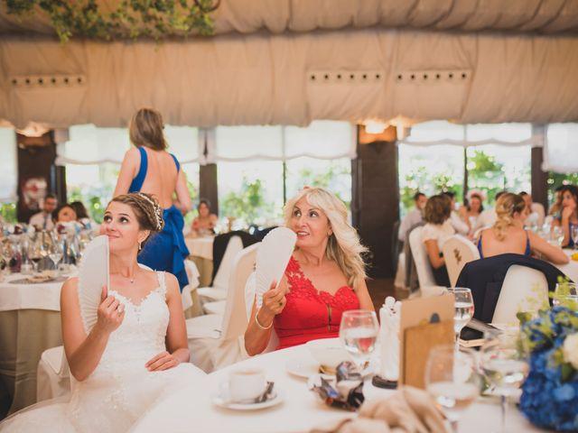 La boda de David y Cristina en El Molar, Madrid 242
