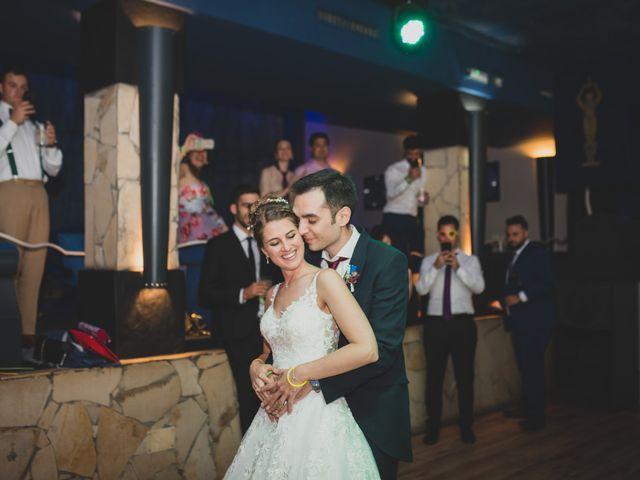 La boda de David y Cristina en El Molar, Madrid 244