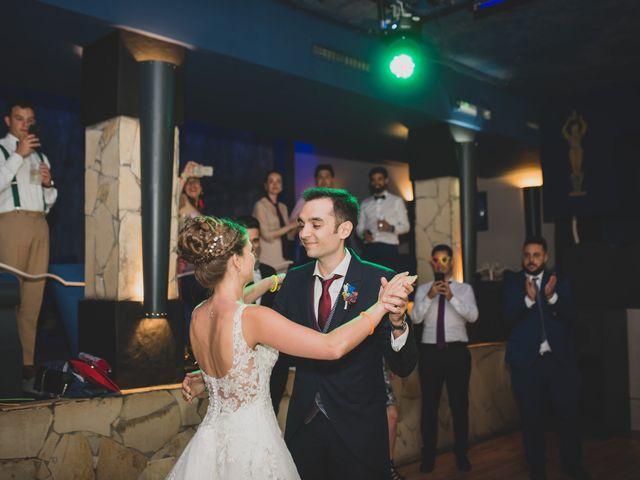 La boda de David y Cristina en El Molar, Madrid 245