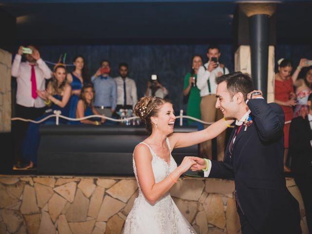La boda de David y Cristina en El Molar, Madrid 247